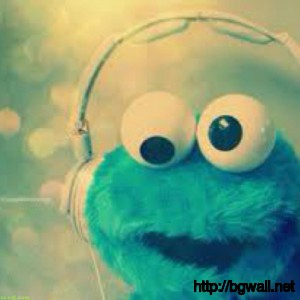 cute-blue-elmo-wearing-headphone-wallpaper-computer