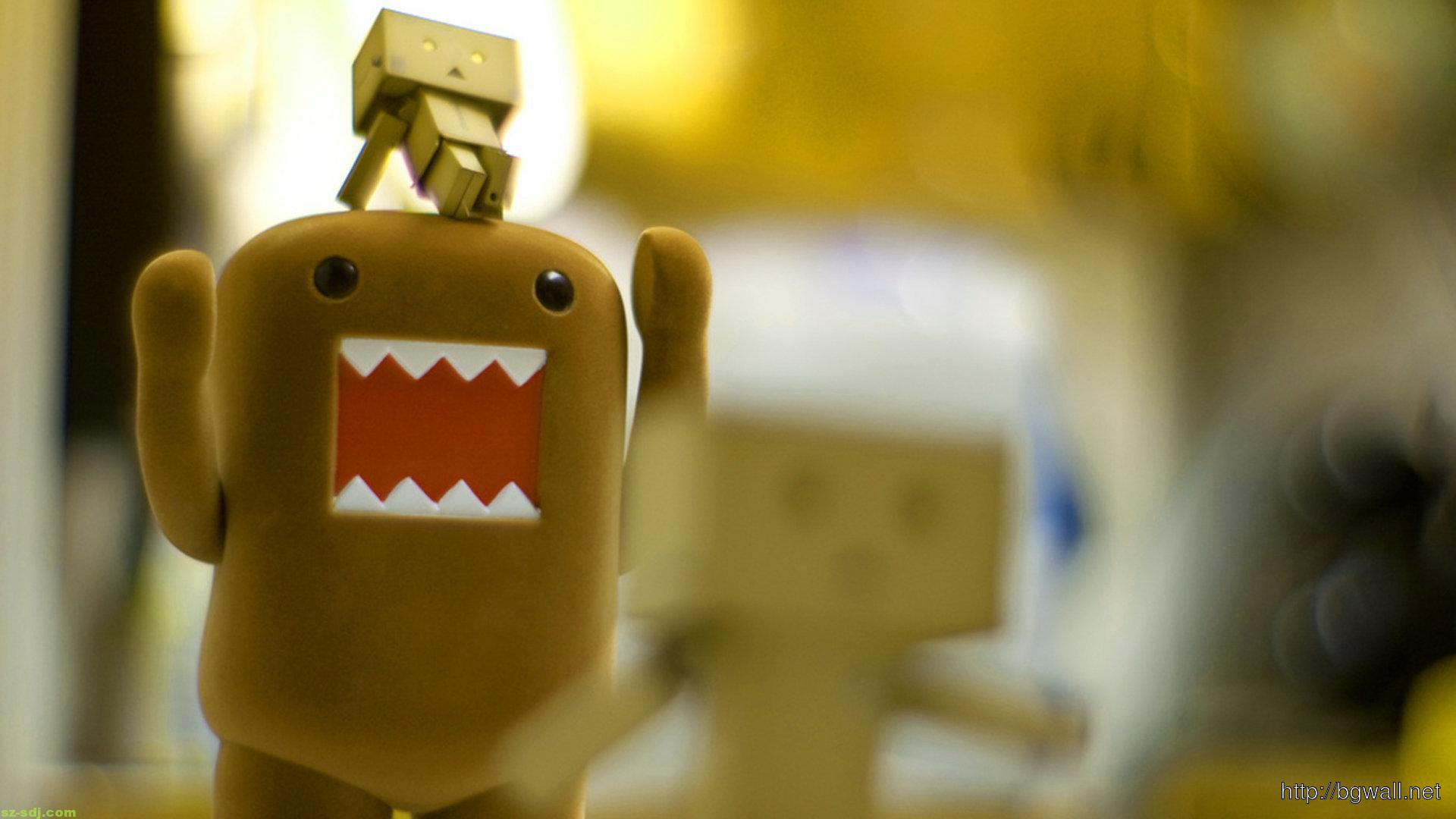 cute-danbo-with-domo-wallpaper