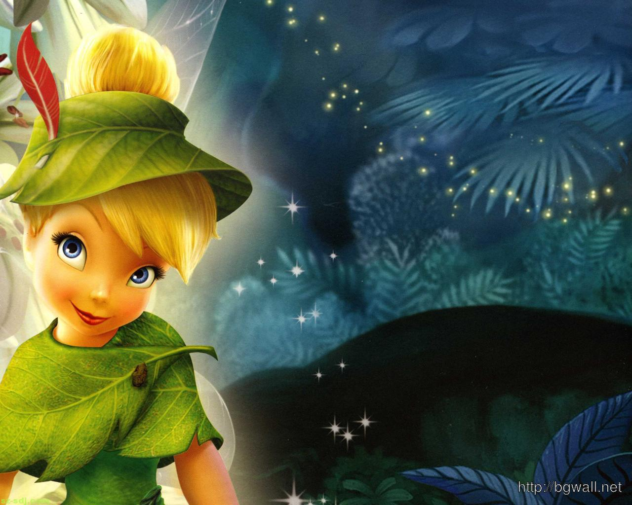 theme wallpaper tinker bell - photo #36