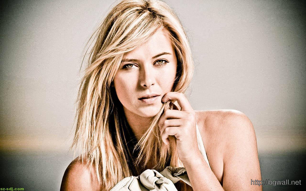 cute maria sharapova wallpaper – background wallpaper hd