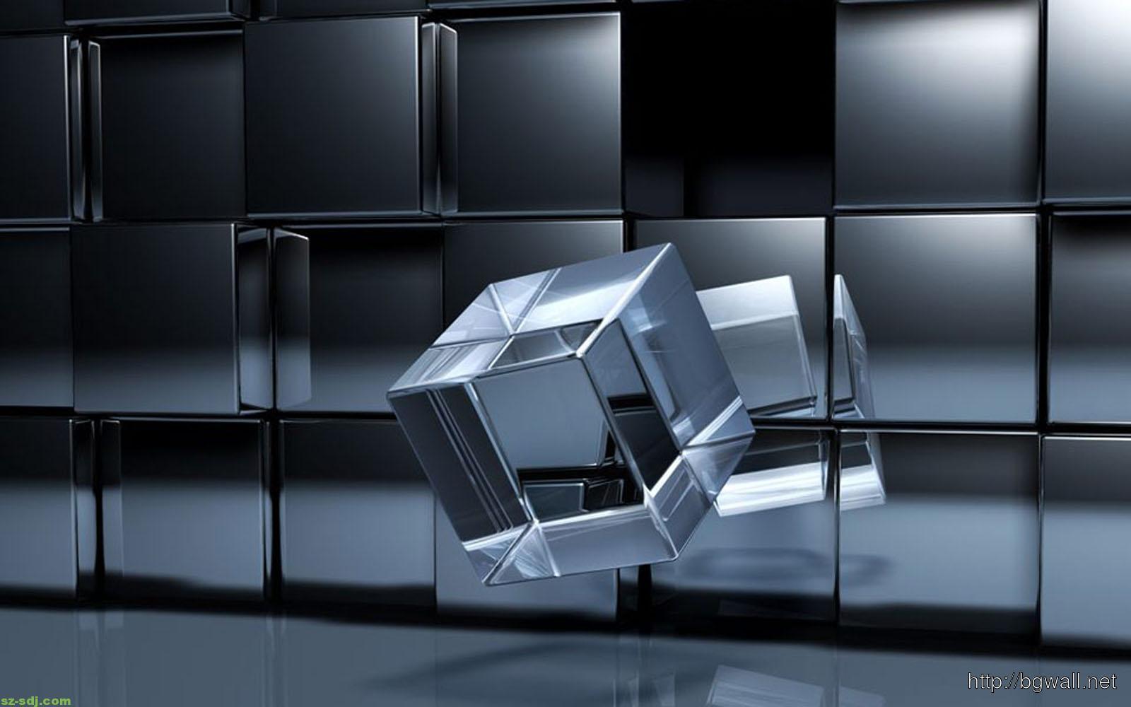 cysrtal-3d-cube-wallpaper-background