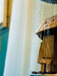 danbo-shower-wallpaper-for-desktop