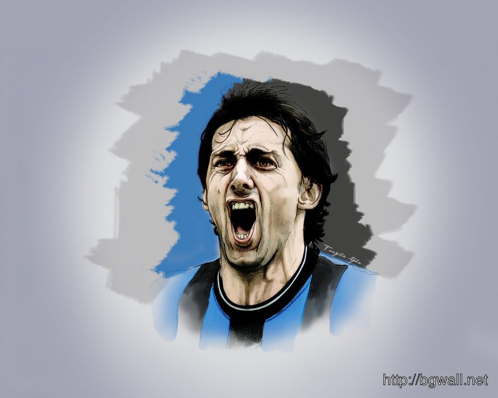 diego-milito-face-art-wallpaper-hd