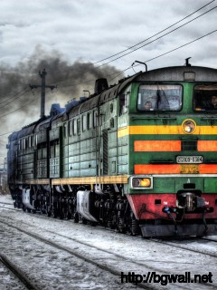 diesel-train-in-winter-wallpaper-picture