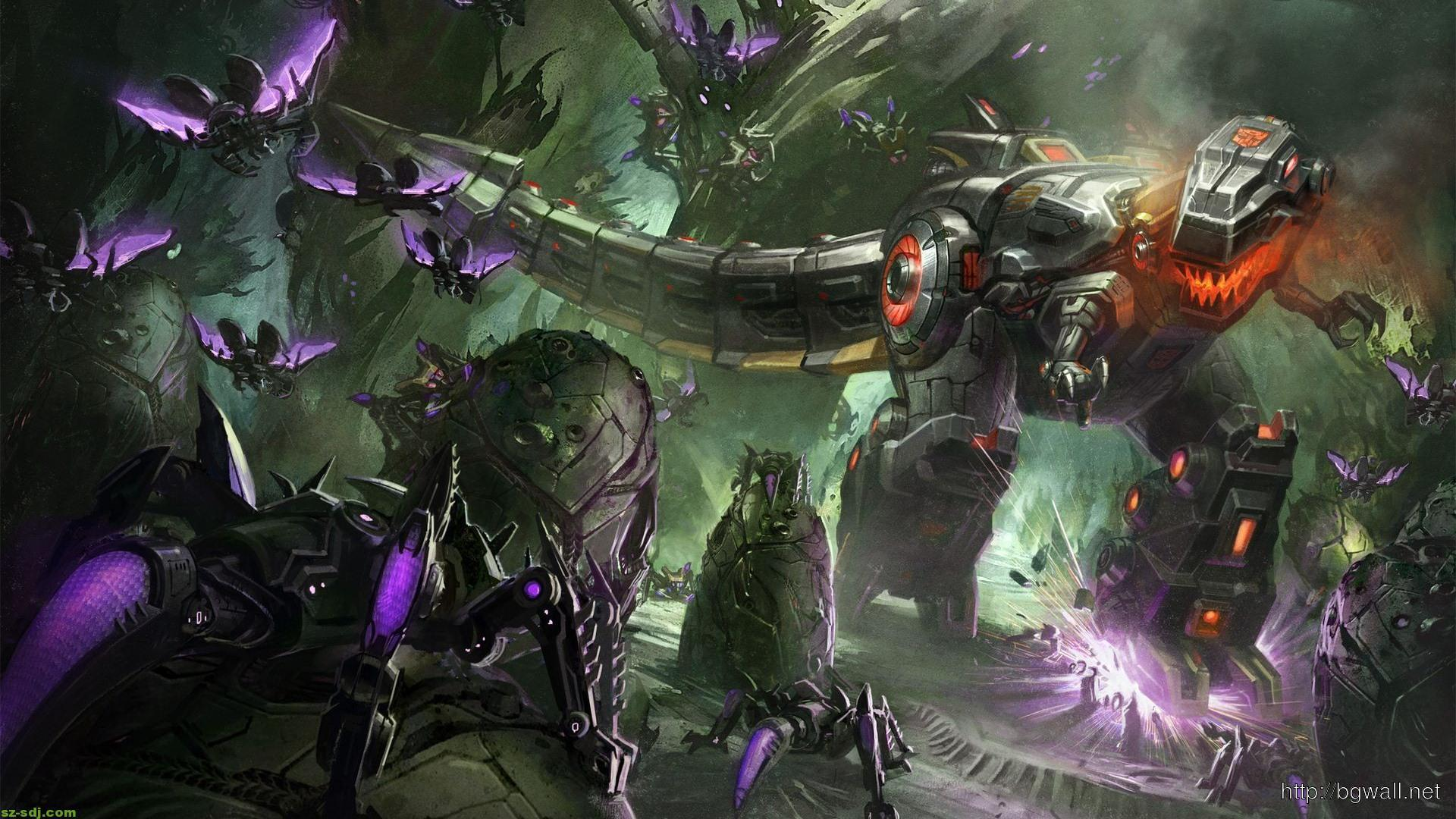 transformers wallpaper for pc free download