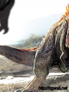 dinosaurs-fight-wallpaper-image