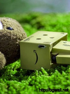 domo-with-danbo-desktop-wallpaper