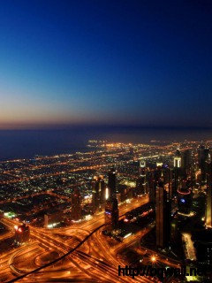 dubai-city-night-desktop-wallpaper