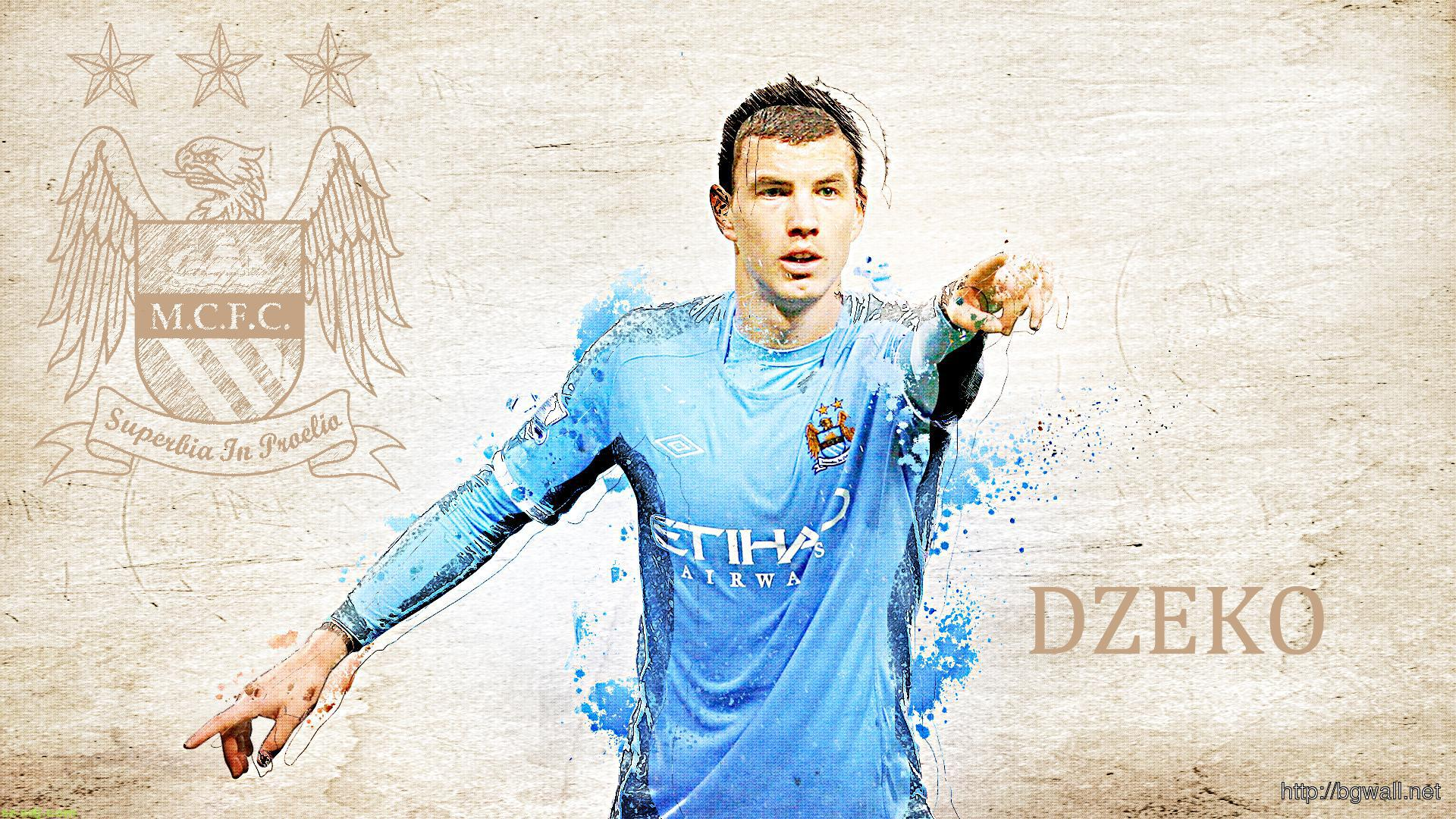 dzeko-art-wallpaper-hd