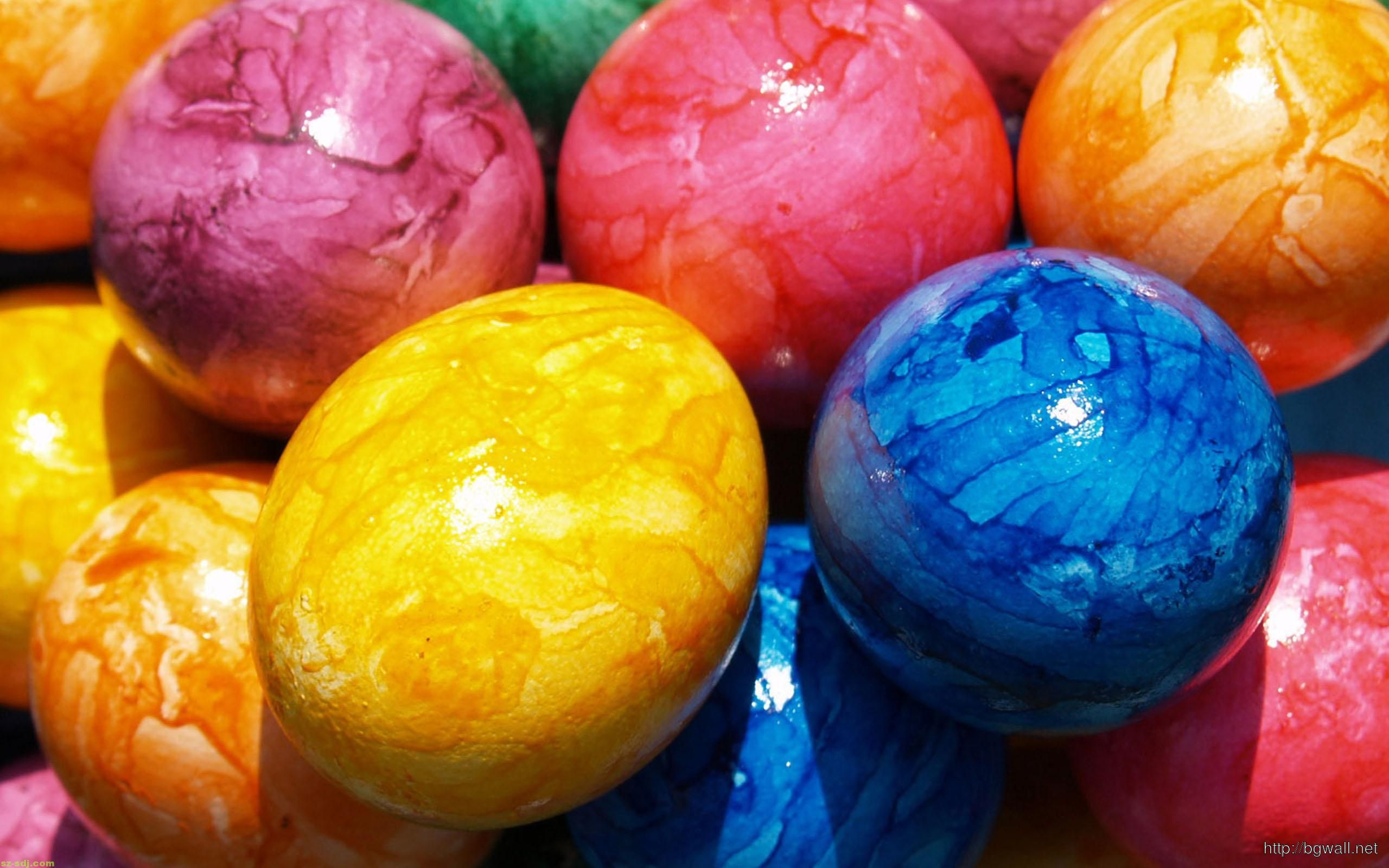 colored easter eggs hd - photo #40