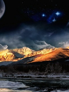 fantasy-mountain-night-wallpaper-hd