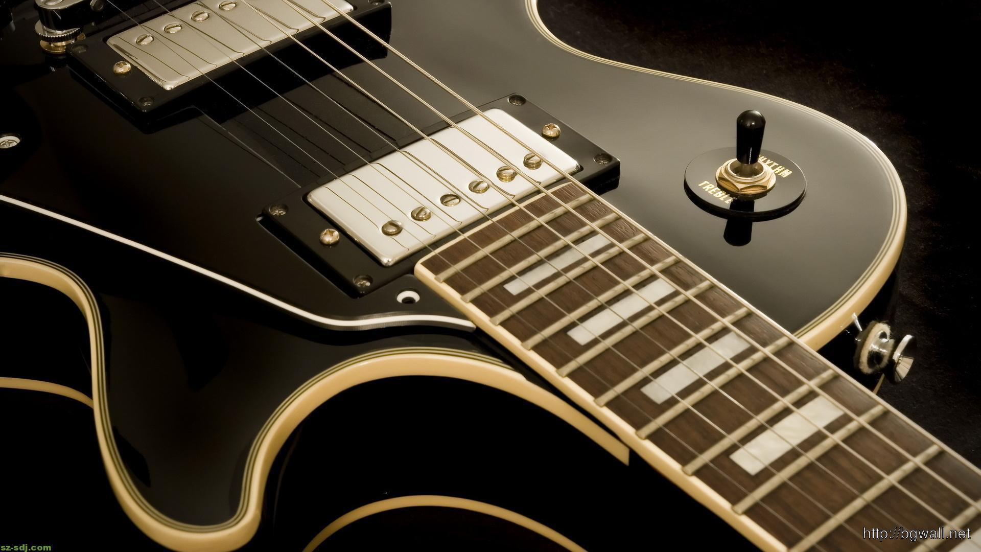 Fender Guitar Music Wallpaper Desktop Hd