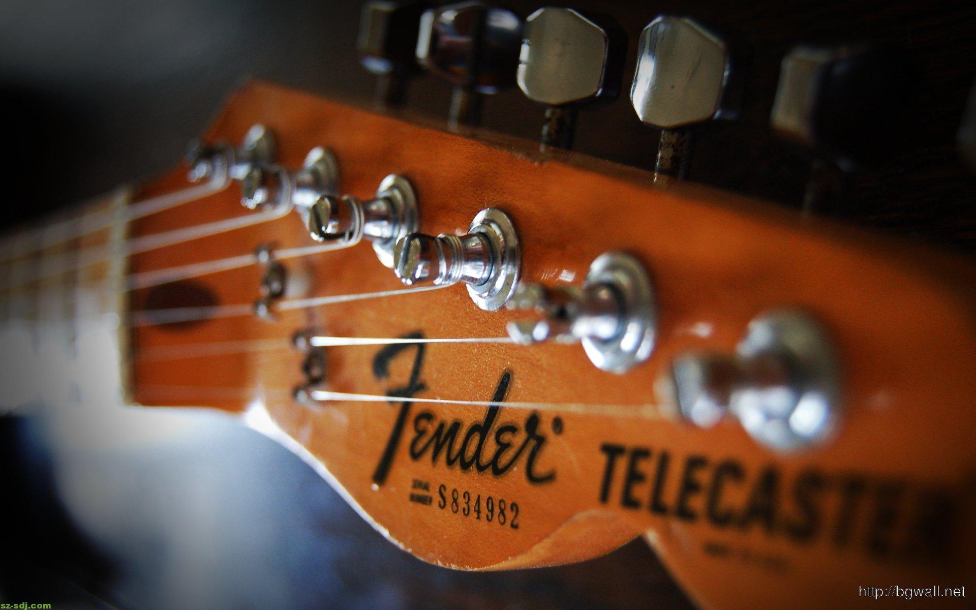 Fender Telecaster Wallpaper Widescreen Desktop
