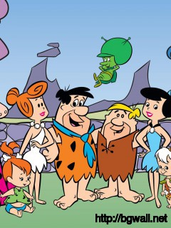 flintstones-and-family-wallpaper
