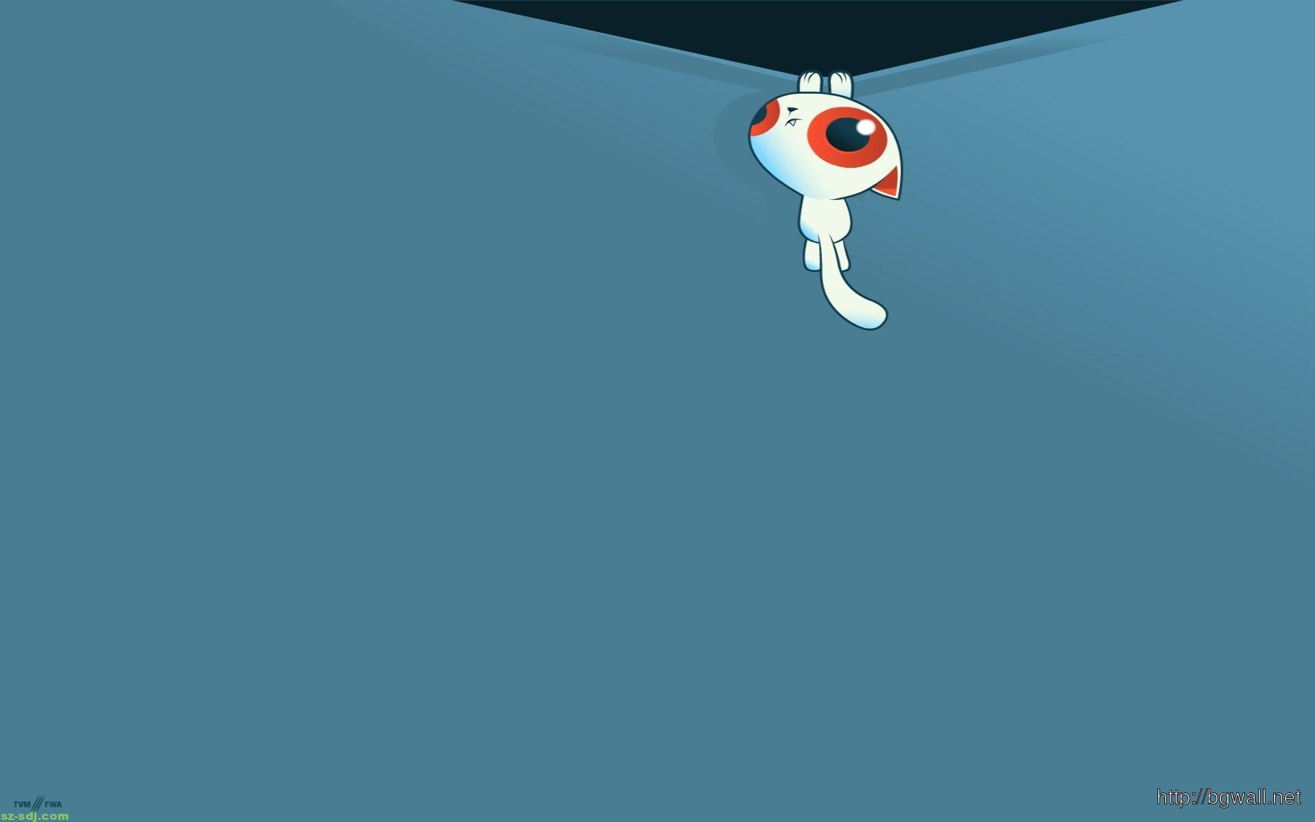 Funny Cartoon Desktop Wallpaper
