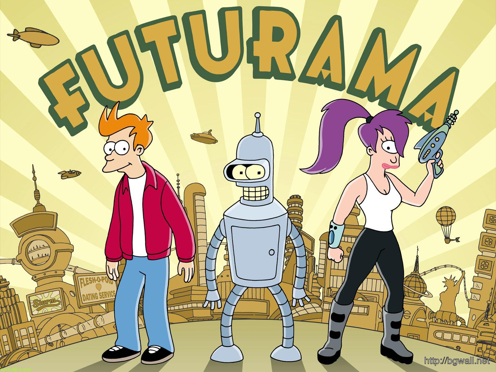 futurama-image-wallpaper-background