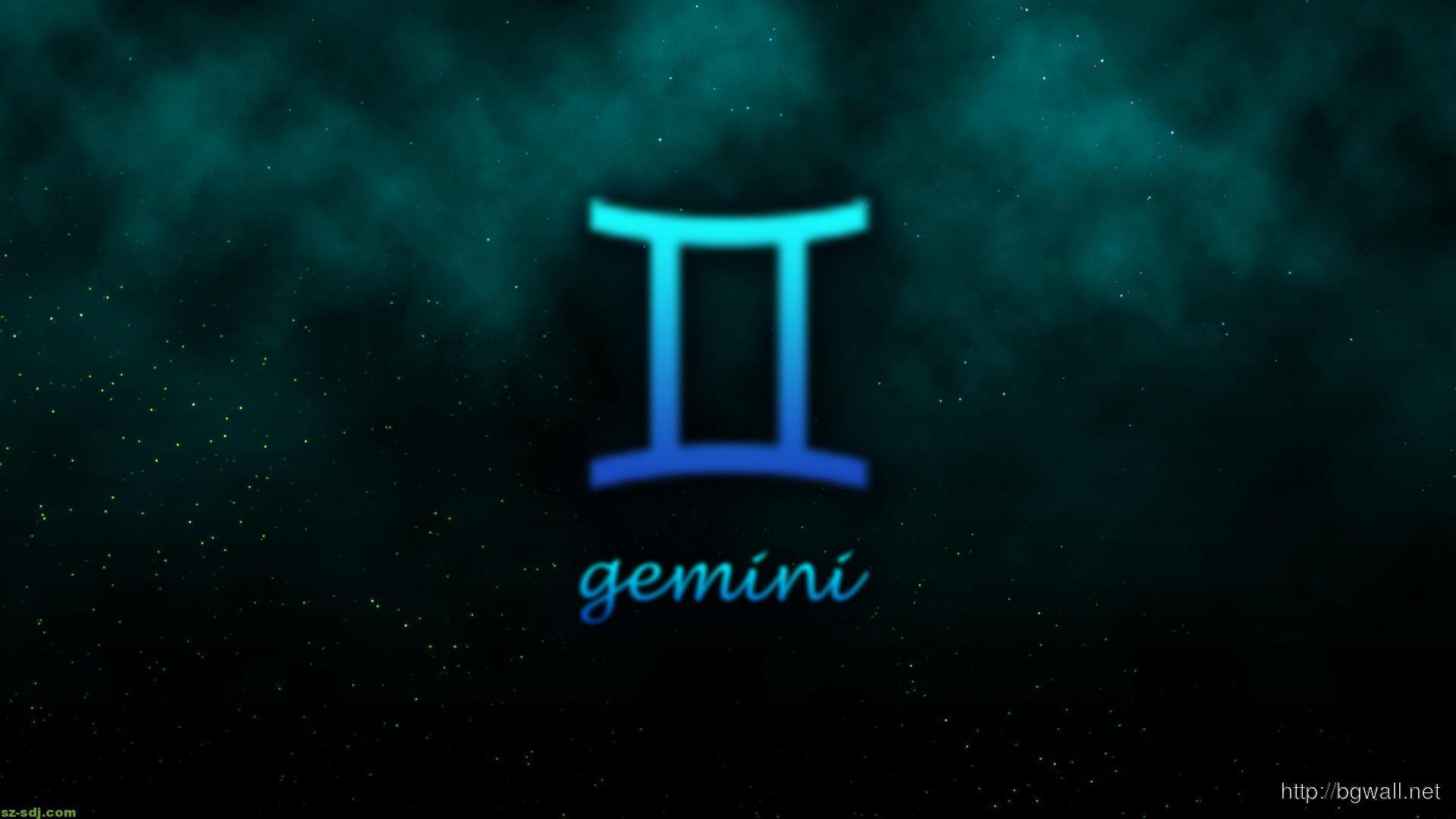 gemini-zodiac-logo-wallpaper-high-defintion