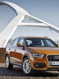 golden-audi-q3-desktop-wallpaper