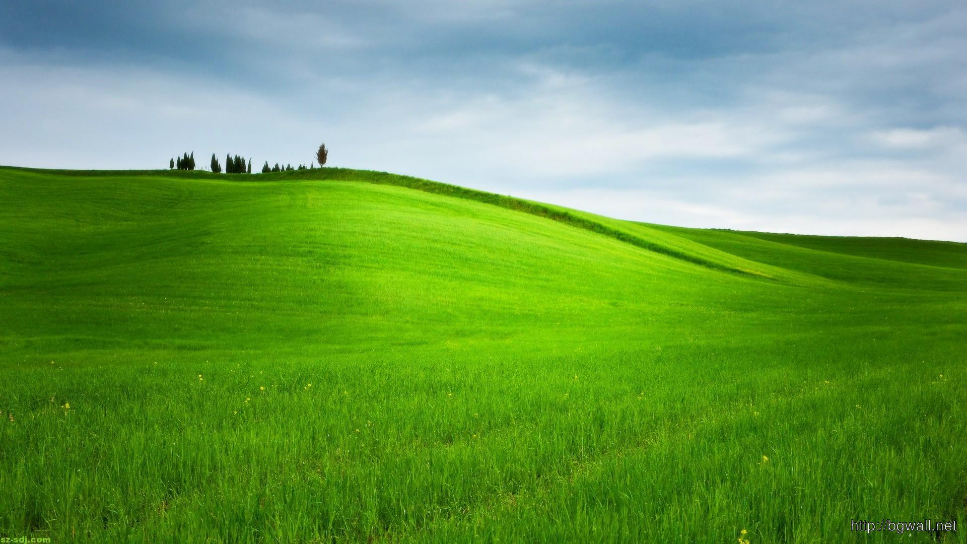 green hill wallpaper for desktop – background wallpaper hd