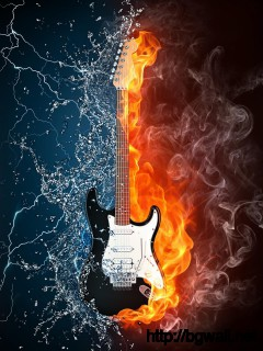 guitar-ice-and-fire-desktop-wallpaper
