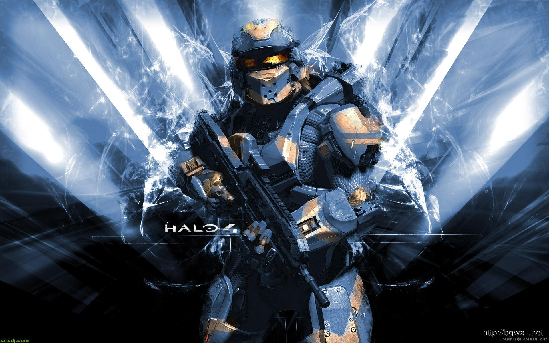 Halo 4 Background Wallpaper Widescreen
