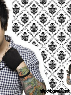 handsome-zacky-avenged-sevenfold-wallpaper