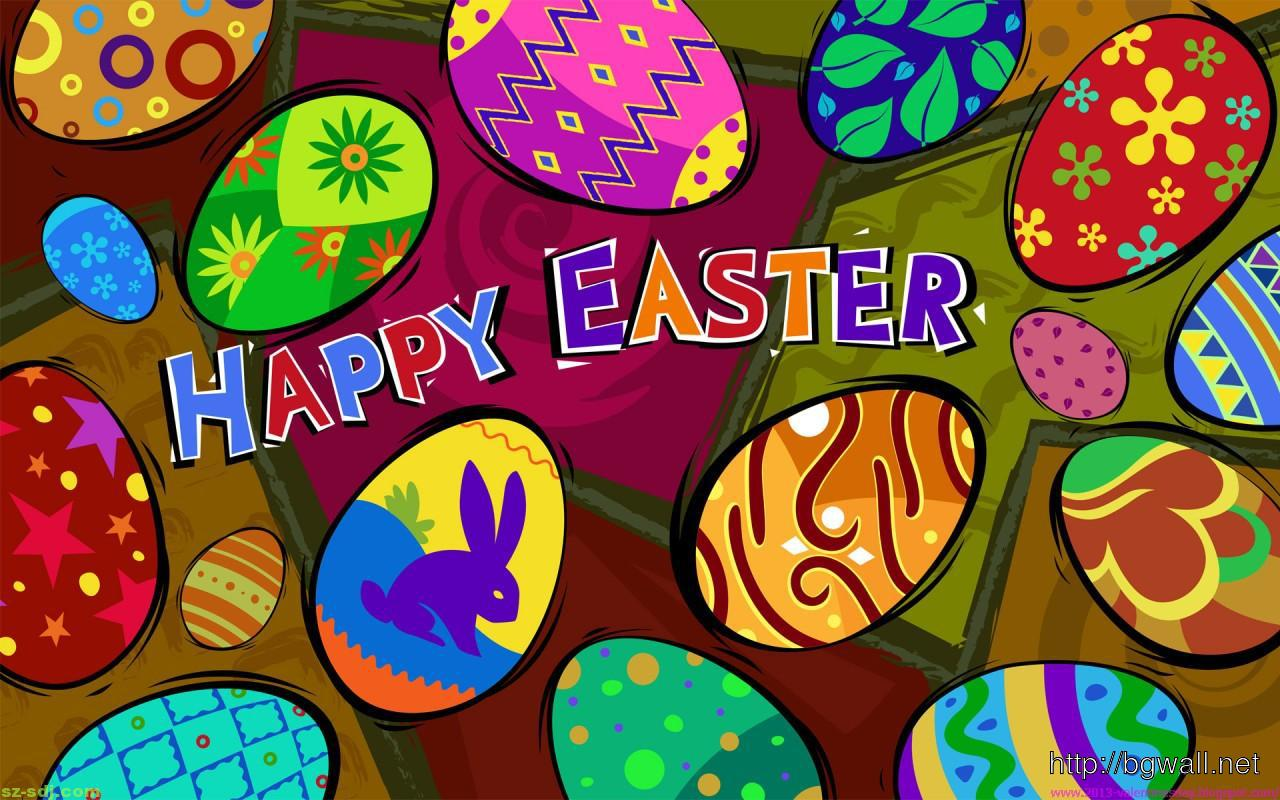 happy easter eggs hd - photo #25