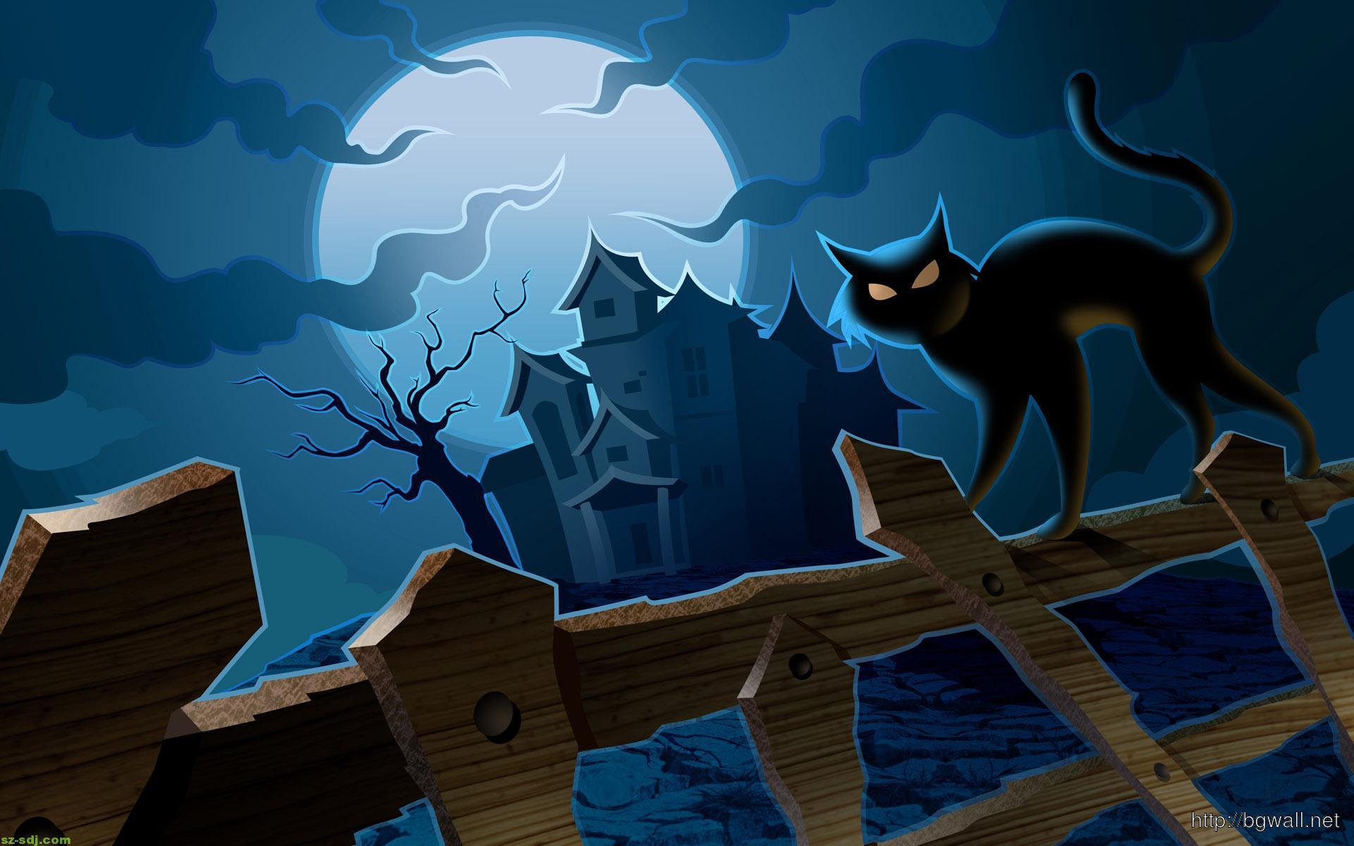 happy-halloween-cat-wallpaper-widescreen