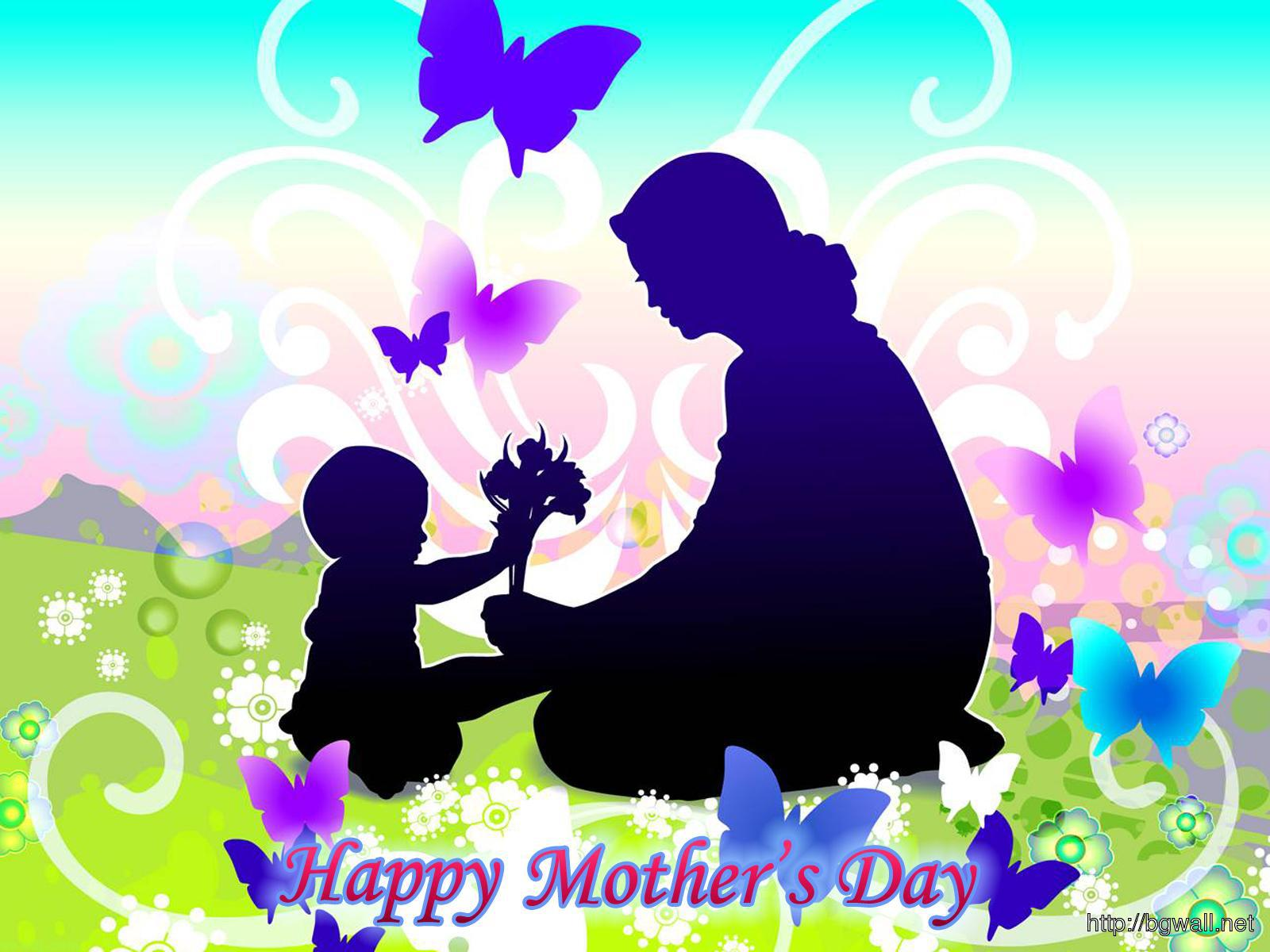 Happy Mothers Day Wallpaper Image Background Wallpaper Hd